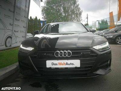second-hand Audi A7 50