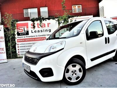 second-hand Fiat Qubo 1.3