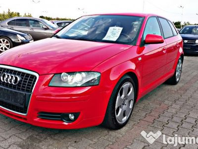 second-hand Audi A3 s-line 2.0 tdi 170 cp 2008 euro 4 =