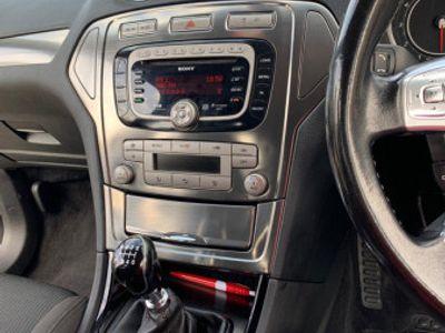 used Ford Mondeo titanium