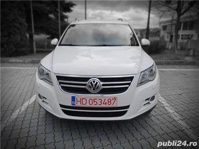 brugt VW Tiguan Sport&Style 2.0 TDI 140 HP DSG 4X4