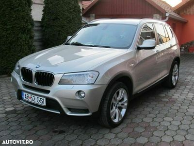 second-hand BMW X3 xDrive20d