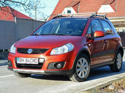 second-hand Suzuki SX4 - an 2012, 1.6 120CP