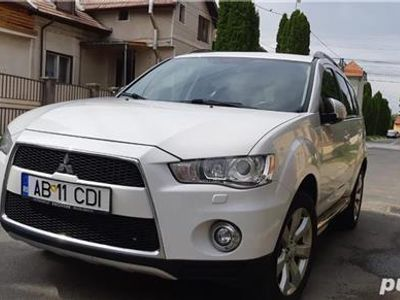 used Mitsubishi Outlander 2012 4x4, facelift, 177CP