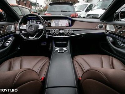 second-hand Mercedes S350