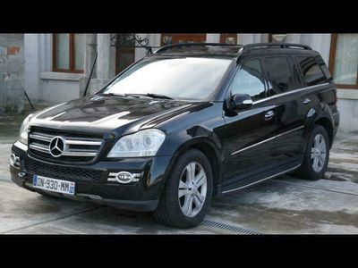 second-hand Mercedes GL320 4 Matic - an 2006, 3.0 Cdi V6 (Diesel)