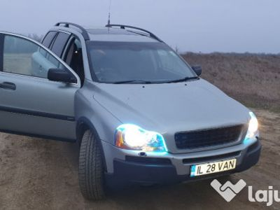 second-hand Volvo XC90 2.4 diesel AWD geartronic