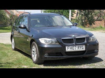 second-hand BMW 318 E91