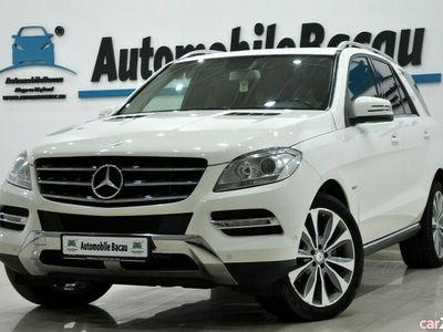 second-hand Mercedes ML250 cdi 4 matic (4x4) 205 cp 2012 euro 6