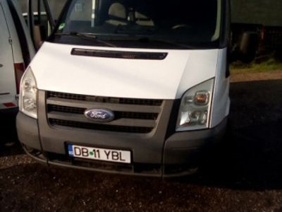 second-hand Ford Transit model 2011