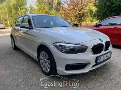 second-hand BMW 118 din 2016