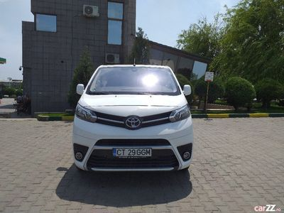 second-hand Toyota Verso proacemodel 2017