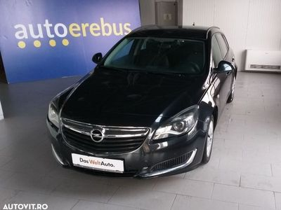 second-hand Opel Insignia din 2016
