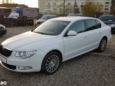 second-hand Skoda Superb Combi
