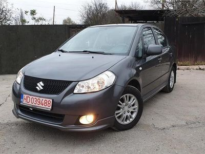 second-hand Suzuki SX4 / 2012 / Euro 5 / 1,6 Benzina-aspirat / 120 cp /clima