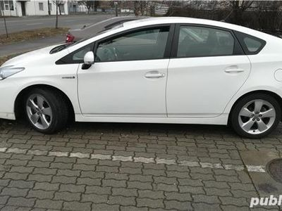 second-hand Toyota Prius advance