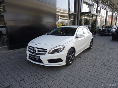 second-hand Mercedes A180 CDI