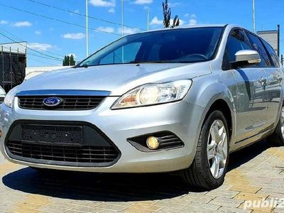 second-hand Ford Focus MK3