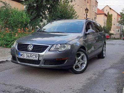 second-hand VW Passat 1.9 TDI An 2007 Euro 4 Înmatriculat Ro