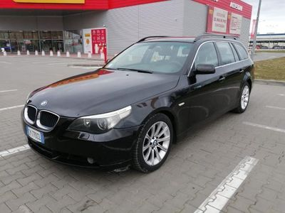 second-hand BMW 525 2.5 D