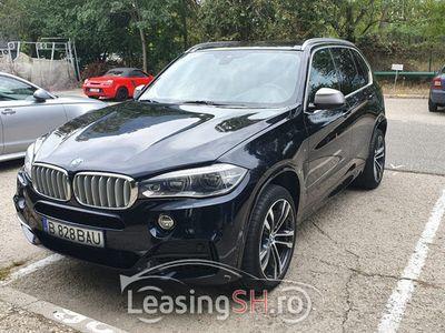 second-hand BMW X5 din 2015