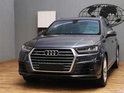 "second-hand Audi Q7 50 TDI QU. * Selecție S-Line * LED * PANO * 21 ""* AH"