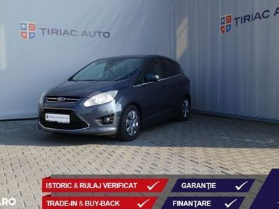 second-hand Ford C-MAX 2.0 TDCI