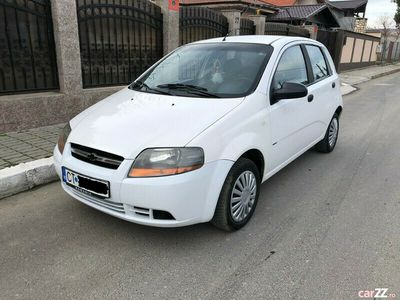 second-hand Chevrolet Aveo an 2007 euro 4