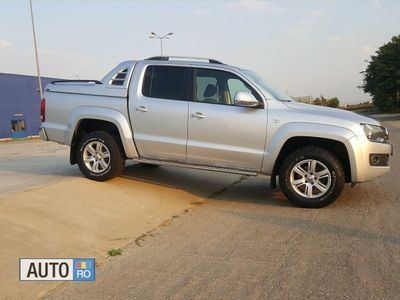 second-hand VW Amarok