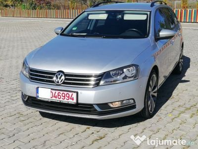 second-hand VW Passat 2,0 tdi 140 cp euro 5