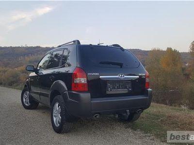 second-hand Hyundai Tucson 2.0 Crdi 140 cp. Euro 4