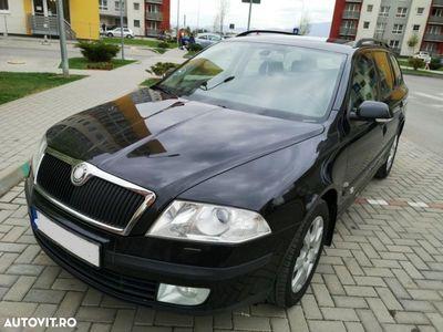 used Skoda Octavia II