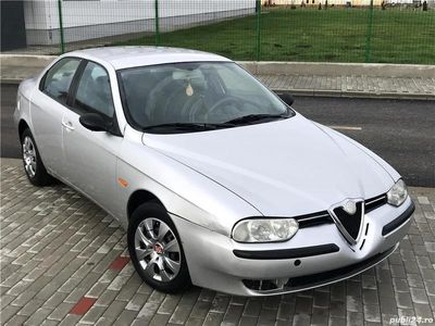 second-hand Alfa Romeo 156 1.9 JTD *AN 2001 *Climatronic *piele *Carlig