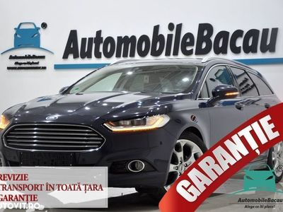 second-hand Ford Mondeo 2.0TDCi 180CP 4WD(4x4)TITANIUM 2016EURO6 Automat