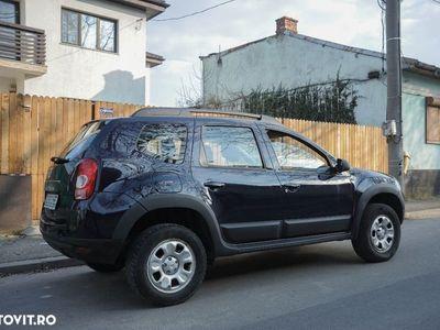 used Dacia Duster