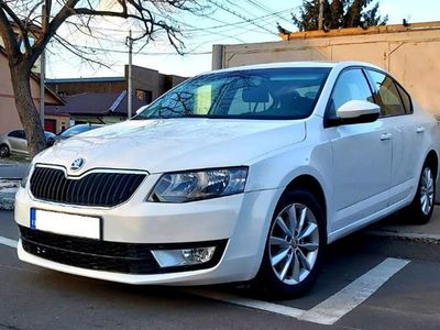 second-hand Skoda Octavia 2.0 - 150cp - Euro 6 / TVA deductibil