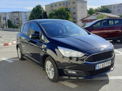 second-hand Ford C-MAX Fab 2017,Motor 1.5TDCI, 120cp,euro 6