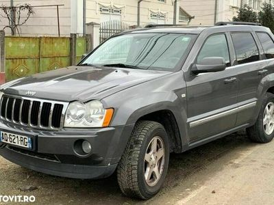 second-hand Jeep Grand Cherokee Limited 3.0 CRD 2007