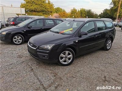 second-hand Ford Focus 1.6 Diesel-DCTI-Euro 4-Finantare