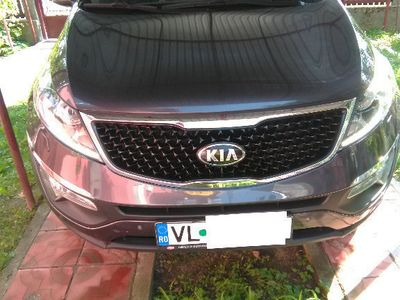 second-hand Kia Sportage 2014 automata 67000 km navig xenon diesel 184cp