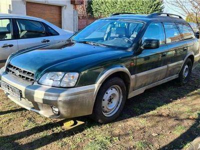 second-hand Subaru Outback