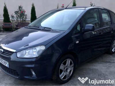 second-hand Ford C-MAX 1.8 TDCi 115CP 2010