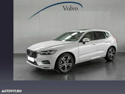 second-hand Volvo XC60 D4