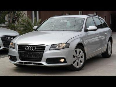 second-hand Audi A4 Avant EURO 5 - an 2012 luna 8, 2.0 Tdi (Diesel)