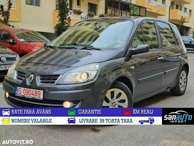 second-hand Renault Scénic / 2009 / 1.9 dCi / Rate fara avans / Garantie
