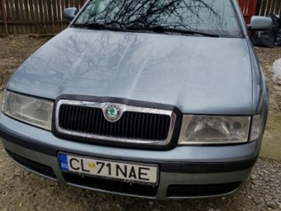 second-hand Skoda Octavia tour 2003 tdi