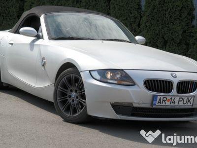 second-hand BMW Z4 Cabrio - an 2006, 2.0i (Benzina+GPL)