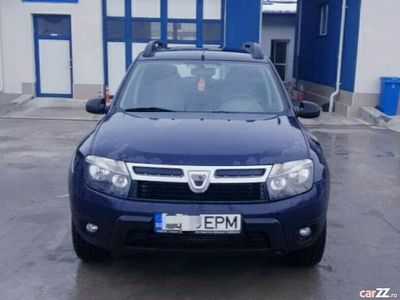 second-hand Dacia Duster 2013