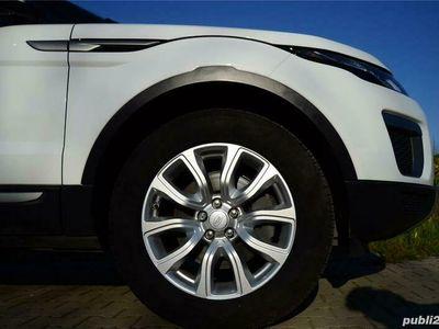 second-hand Land Rover Range Rover evoque 2016
