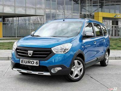 second-hand Dacia Lodgy Stepway*2016*EURO 6*1.2 TCe*Benzina*47.000 KM